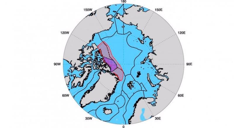 """Un nuevo estudio advierte de que la """"última zona de hielo"""" del Ártico no sobreviva al siglo"""