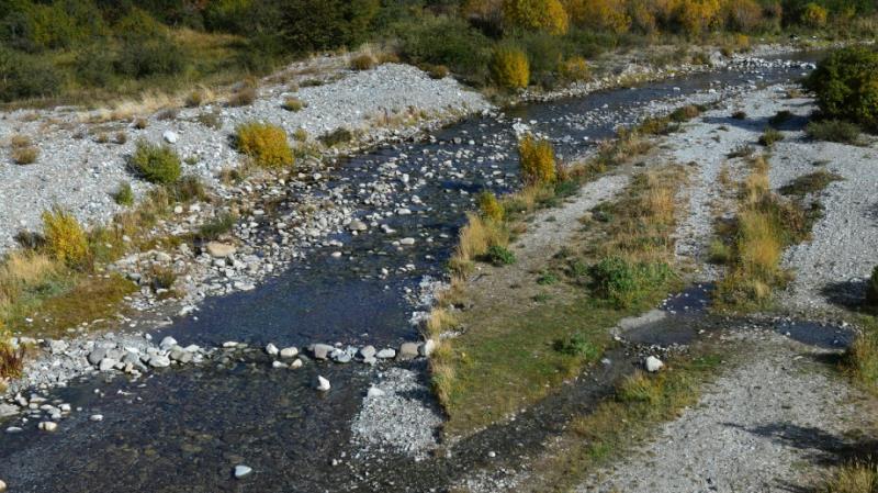 Definen las riberas del arroyo Ñireco en el sur de Bariloche